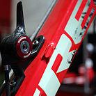 Semenuk's Prototype Trek Slopestyle Bike