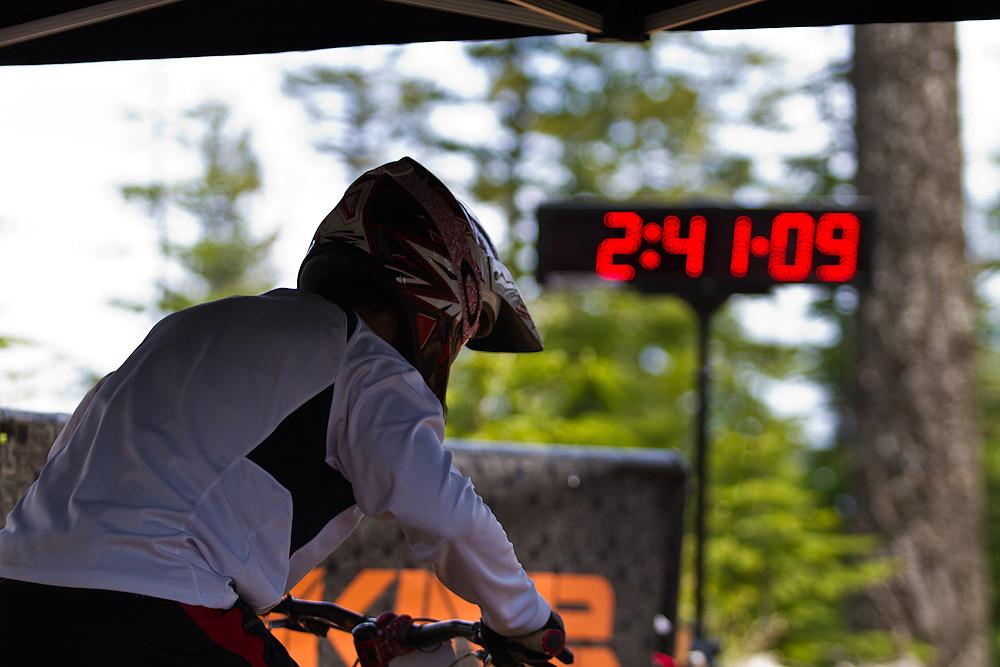 Beep, Beep, Beep - Oregon Super D Race #1: Hood River - Mountain Biking Pictures - Vital MTB