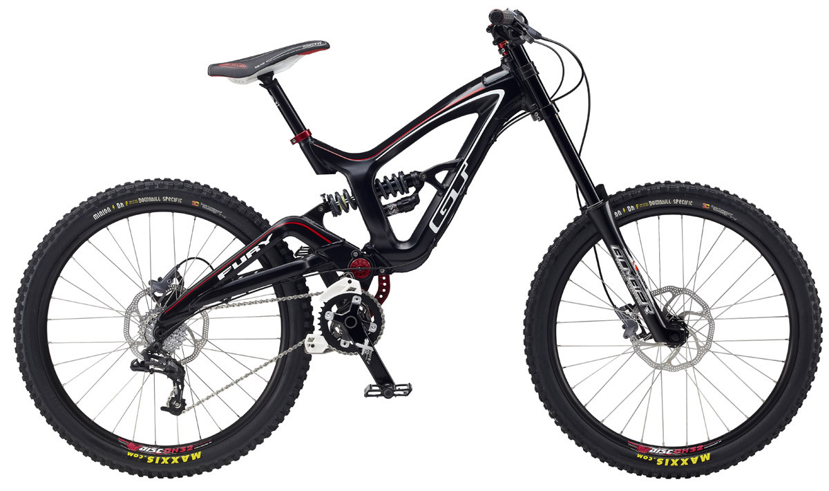 2012 GT Fury Alloy 2.0 - Five New 2012 GT Bikes - Mountain Biking Pictures - Vital MTB