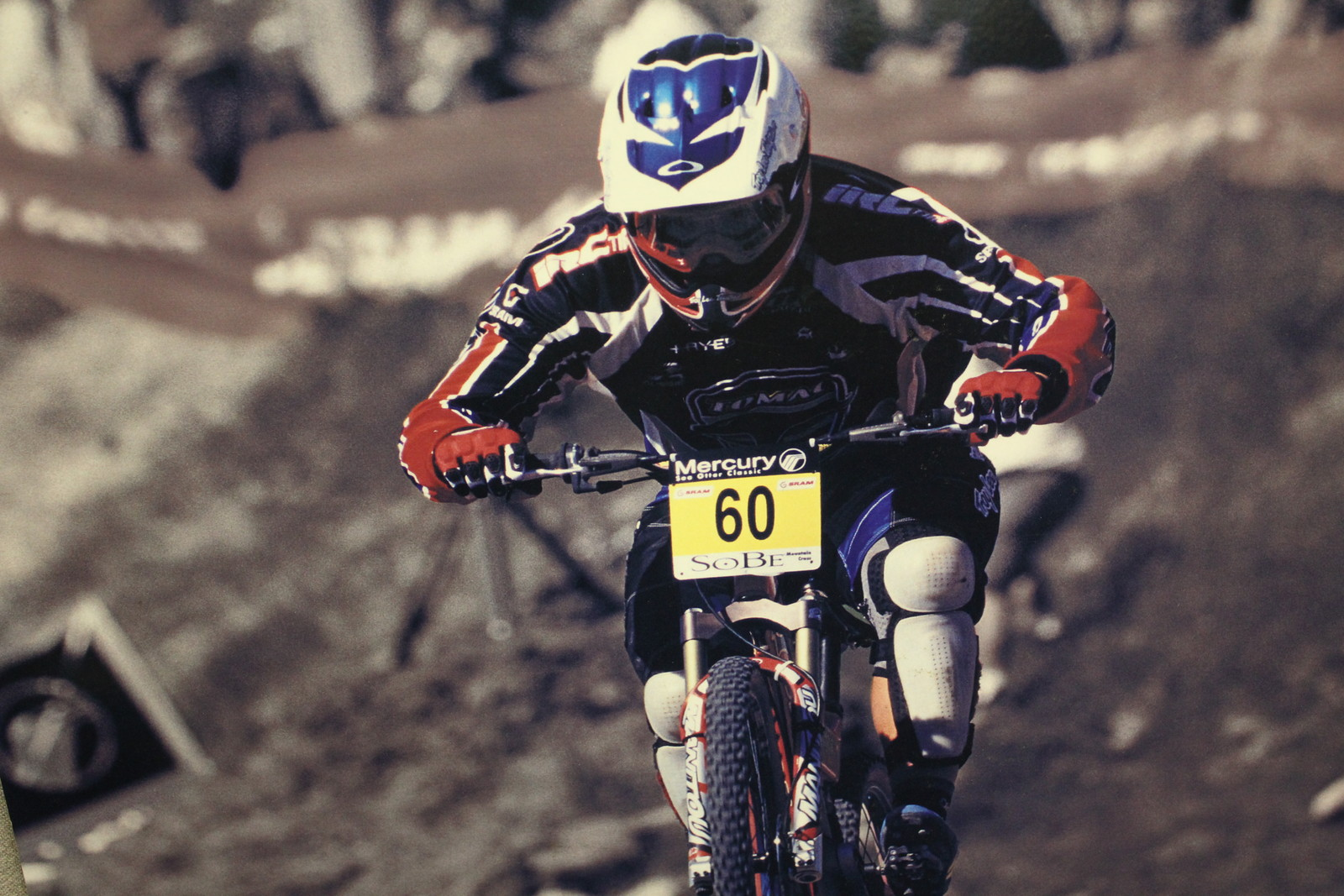Guess Who? - Hayes Components Factory Tour - Mountain Biking Pictures - Vital MTB