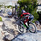 Mike Montgomery at Mammoth Mountain