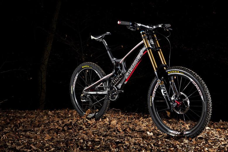 2012 Santa Cruz Syndicate V10 Race Bike