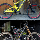 New and Old Scott Gambler Prototypes