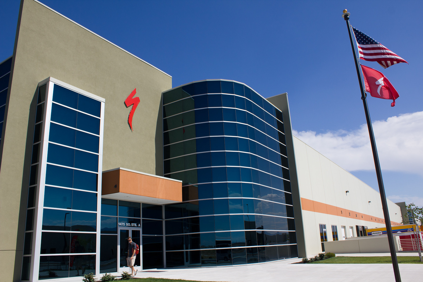 Factory Tour: Specialized's Utah Warehouse and Service Center - Factory Tour: Specialized's Utah Warehouse and Service Center - Mountain Biking Pictures - Vital MTB
