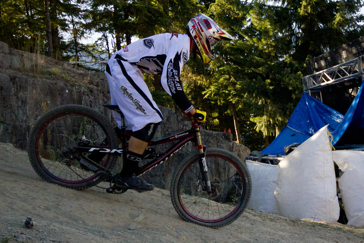 Curtis Keene's Specialized Status - The G-Out Project: Crankworx Air DH 2012 - Mountain Biking Pictures - Vital MTB