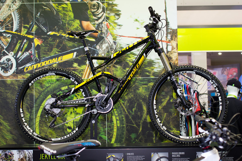 1838f0793e3 2013 Cannondale Jekyll MX - 2013 All-Mountain and Trail Bikes at Eurobike  2012 - Mountain Biking Pictures ...