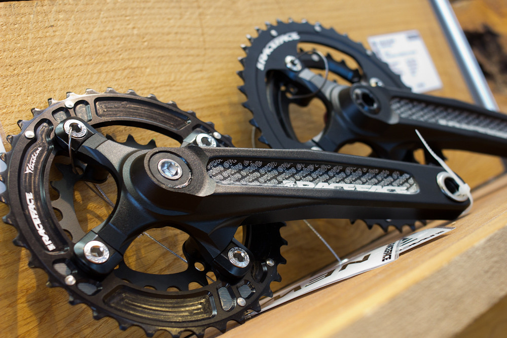 2013 Race Face Evolve Cranks - 2013 Mountain Bike Components at Eurobike 2012 - Mountain Biking Pictures - Vital MTB