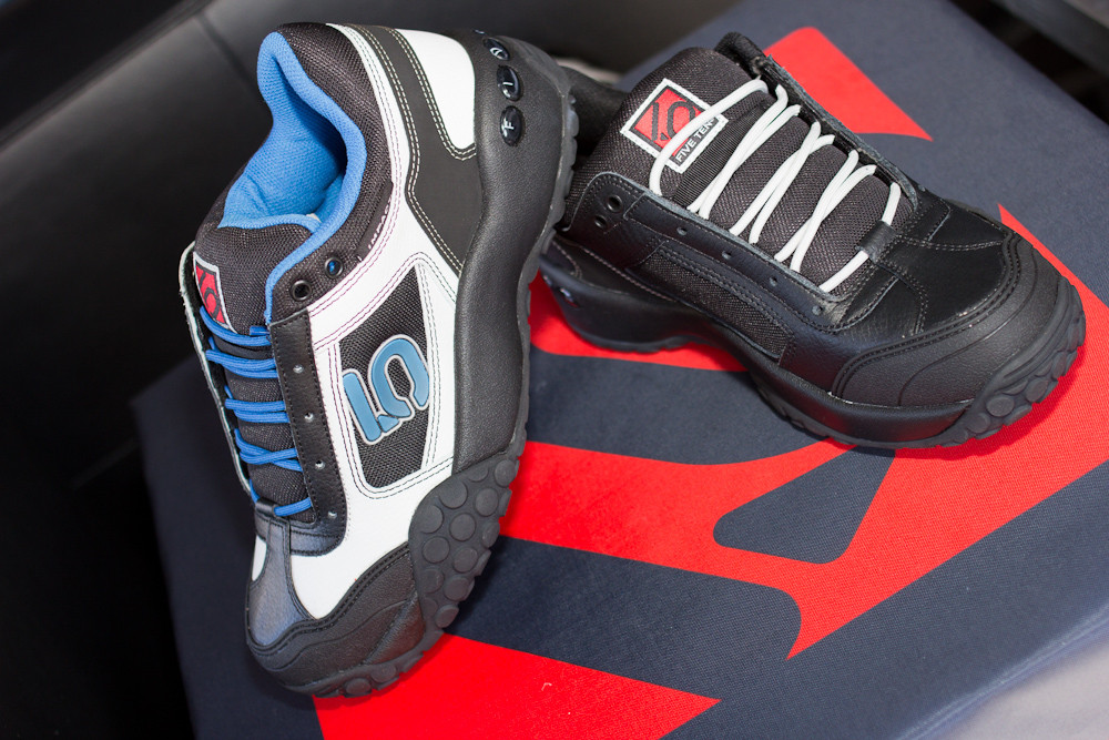 2013 Five Ten Impact Shoes - 2013 Apparel and Protective Wear at Eurobike 2012 - Mountain Biking Pictures - Vital MTB