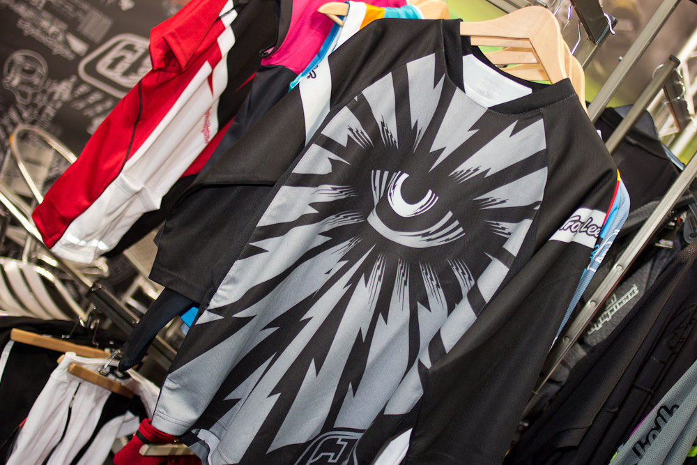 2013 Troy Lee Designs Ruckus Cyclops Jersey - 2013 Apparel and Protective Wear at Eurobike 2012 - Mountain Biking Pictures - Vital MTB