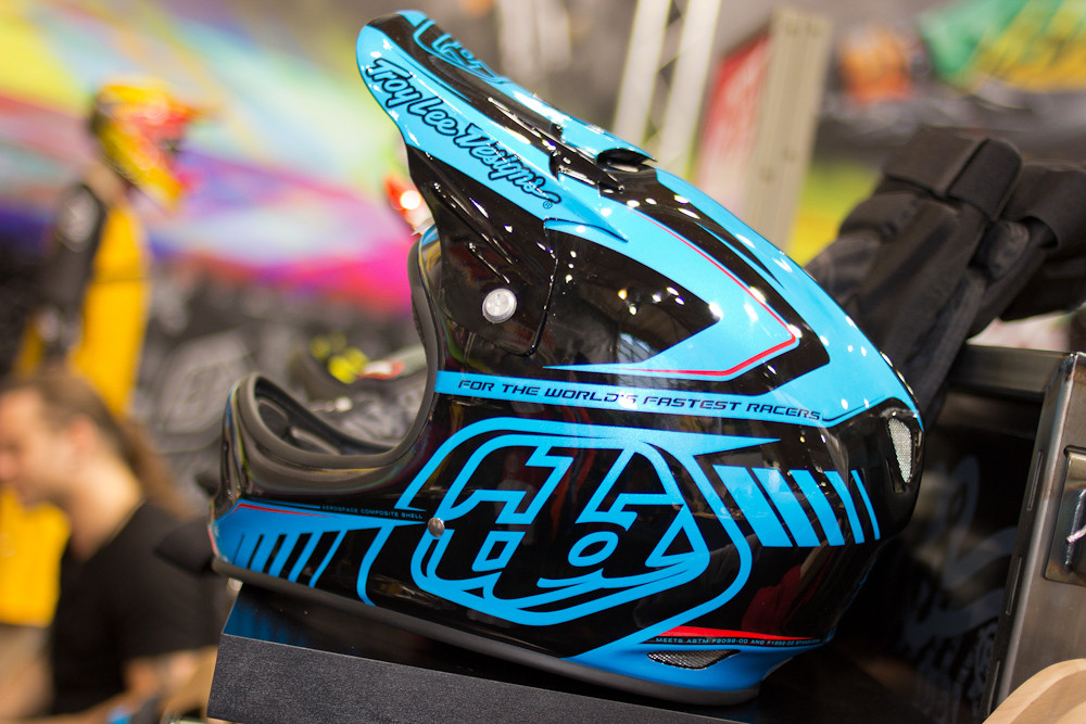 2013 Troy Lee Designs D2 Delta Helmet - 2013 Apparel and Protective Wear at Eurobike 2012 - Mountain Biking Pictures - Vital MTB
