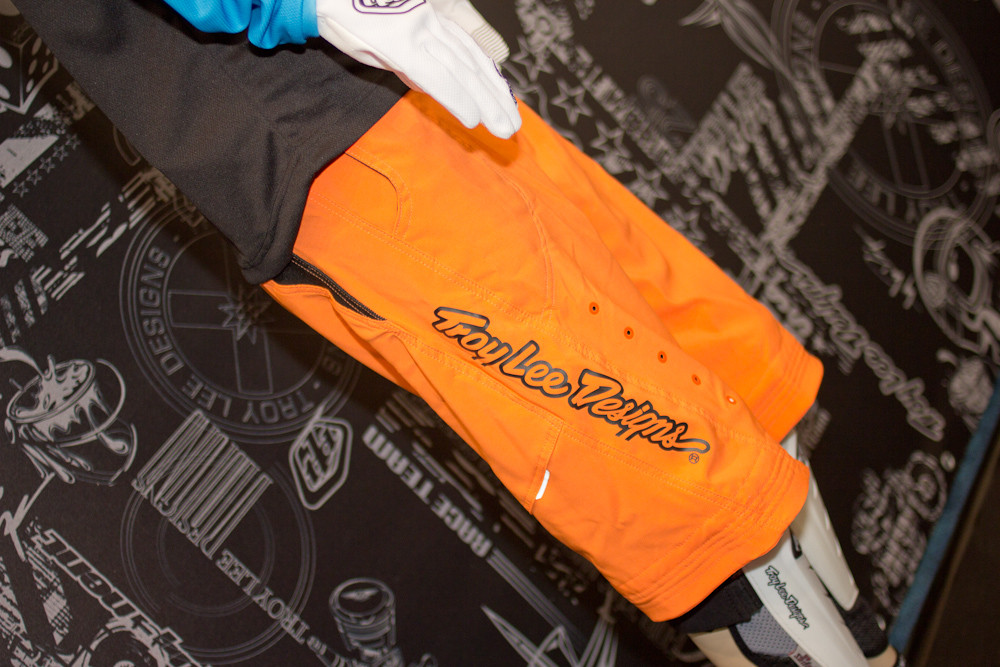 2013 Troy Lee Desings Ruckus Shorts - 2013 Apparel and Protective Wear at Eurobike 2012 - Mountain Biking Pictures - Vital MTB