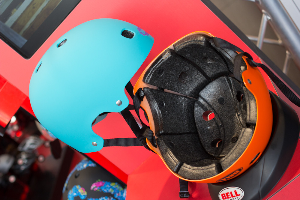 2013 Bell Segment Helmet - Made For Your Goofy Head - 2013 Apparel and Protective Wear at Eurobike 2012 - Mountain Biking Pictures - Vital MTB