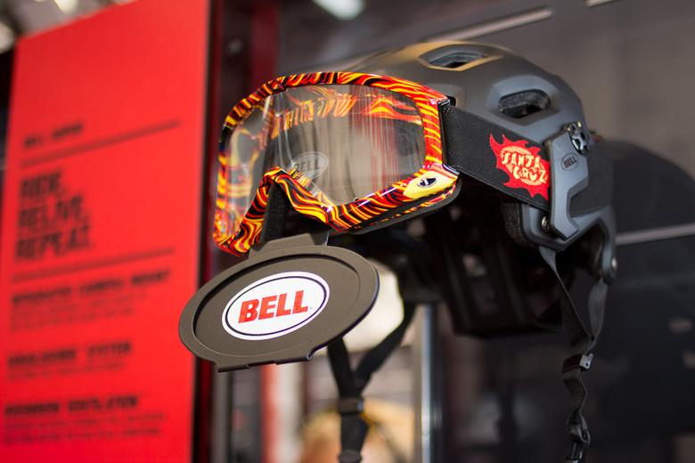 No Visor, No Problem - 2013 Bell Super Helmet