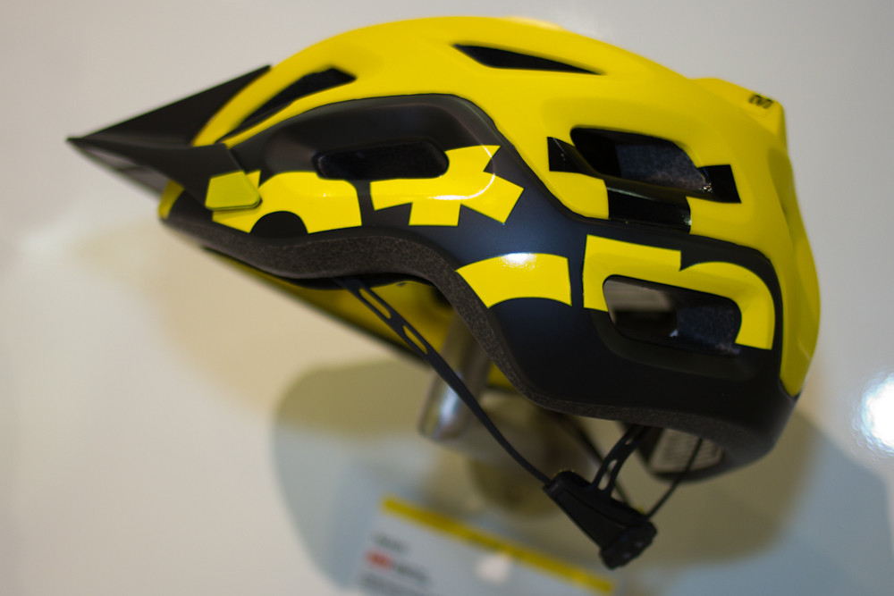 2013 Mavic Notch Helmet - 2013 Apparel and Protective Wear at Eurobike 2012 - Mountain Biking Pictures - Vital MTB