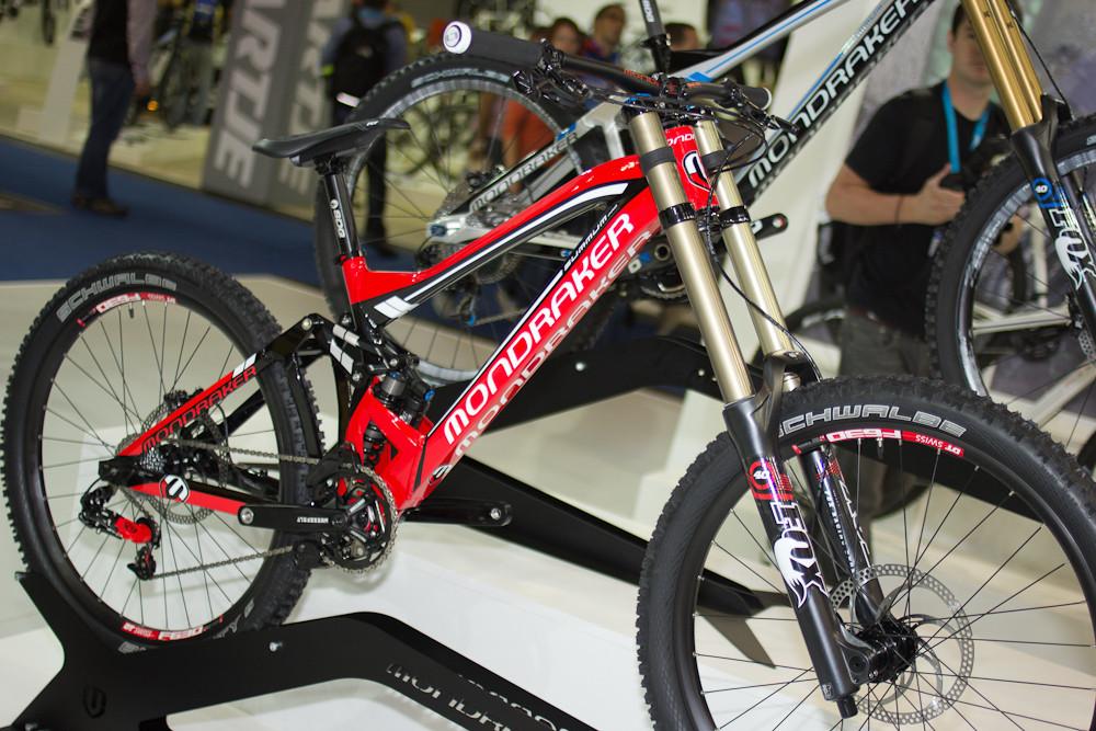 2013 Mondraker Summum DH Bike - 2013 Downhill Bikes at Eurobike 2012 - Mountain Biking Pictures - Vital MTB
