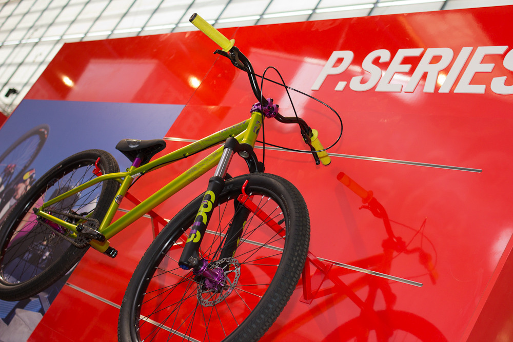 2013 Specialized P Series Bikes - 2013 Dirt Jump, Slopestyle