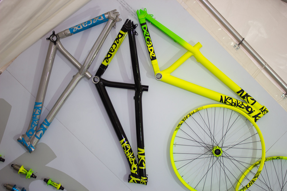 2013 NS Decade - 2013 Dirt Jump, Slopestyle, and 4X Bikes at Eurobike 2012 - Mountain Biking Pictures - Vital MTB