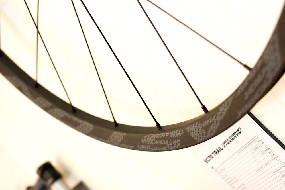 2013 Easton EC70 Carbon Fiber Wheels - 2013 Mountain Bike Components at Eurobike 2012 - Mountain Biking Pictures - Vital MTB