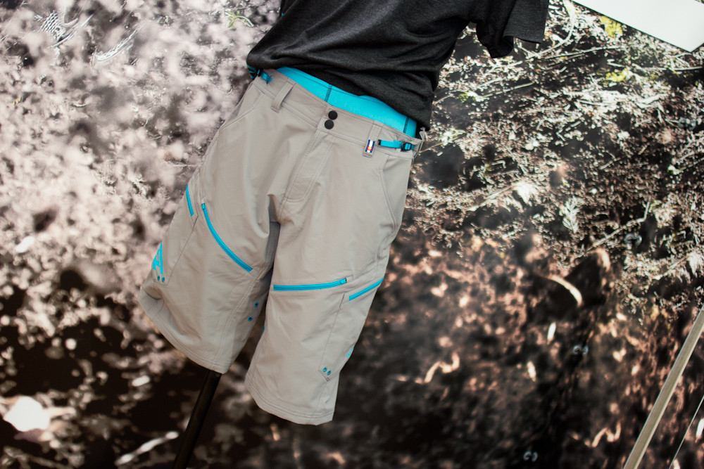 2013 Yeti Freeland Shorts - 2013 Apparel and Protective Wear at Eurobike 2012 - Mountain Biking Pictures - Vital MTB