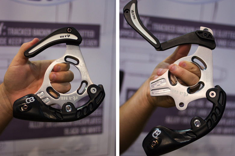 2013 MRP G3 Chainguide - 2013 Products from Interbike 2012, Part 2 - Mountain Biking Pictures - Vital MTB
