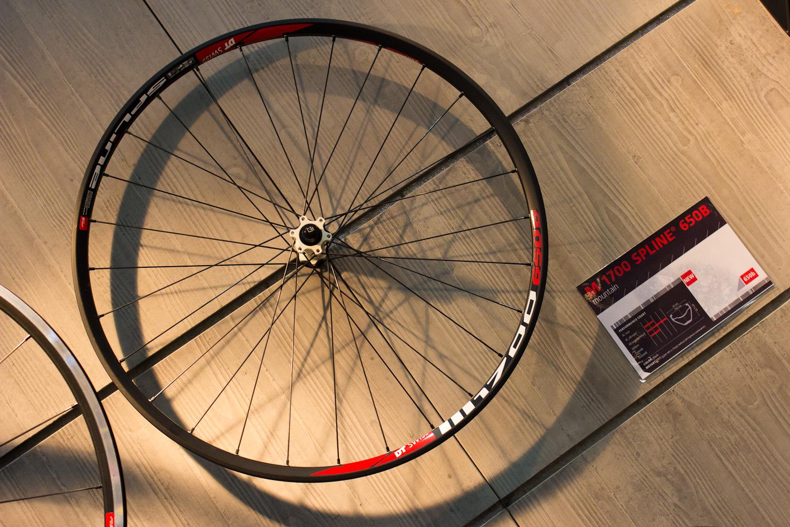 Deals On Wheels >> 2013 DT Swiss M1700 SPLINE 650B Wheels - 2013 Products ...