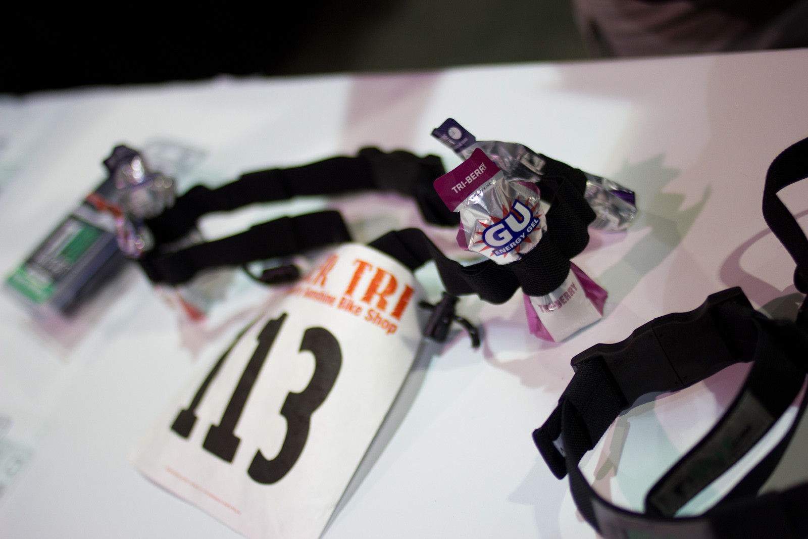 Silly Triathletes - Random, Wacky, and Weird from Interbike 2012  - Mountain Biking Pictures - Vital MTB
