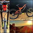 Red Bull Rampage Pro Bikes: Kyle Norbraten's Specialized Demo 8
