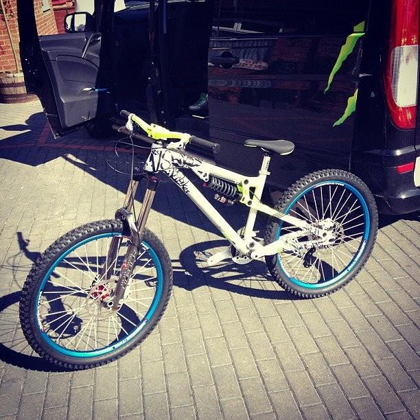 Red Bull Rampage Pro Bikes: Sam Pilgrim's NS Soda 1