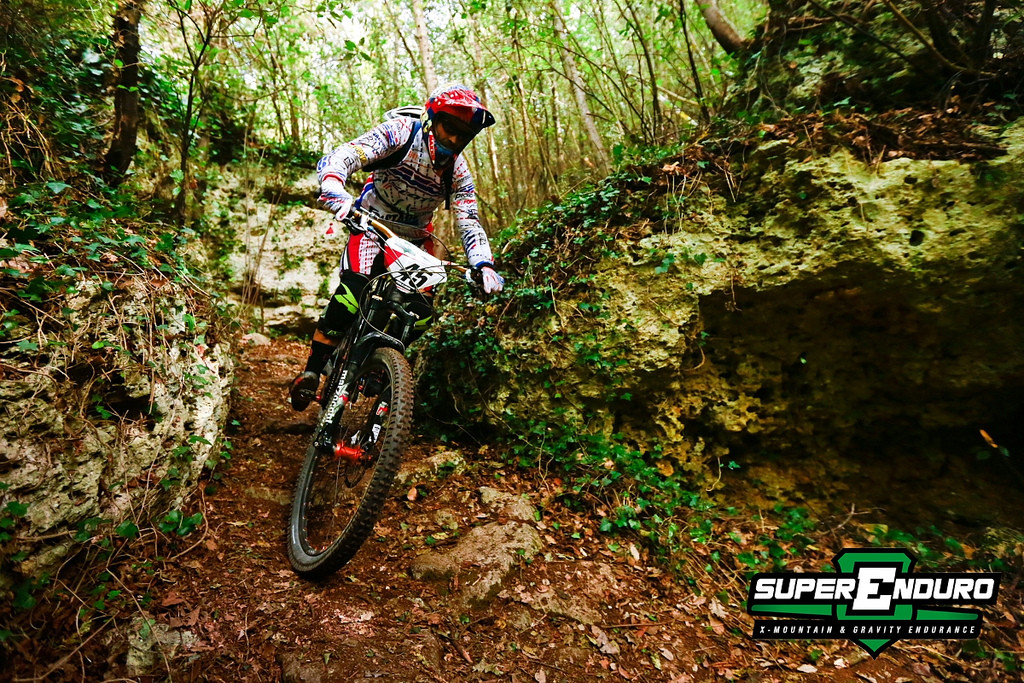 Fall is in the Air - Bruno Zanchi at Finale Ligure - Superenduro PRO6 at Finale Ligure - Mountain Biking Pictures - Vital MTB