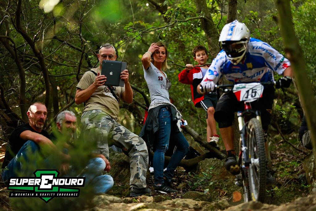Capturing the Action - Leoluca Scurria at Finale Ligure - Superenduro PRO6 at Finale Ligure - Mountain Biking Pictures - Vital MTB