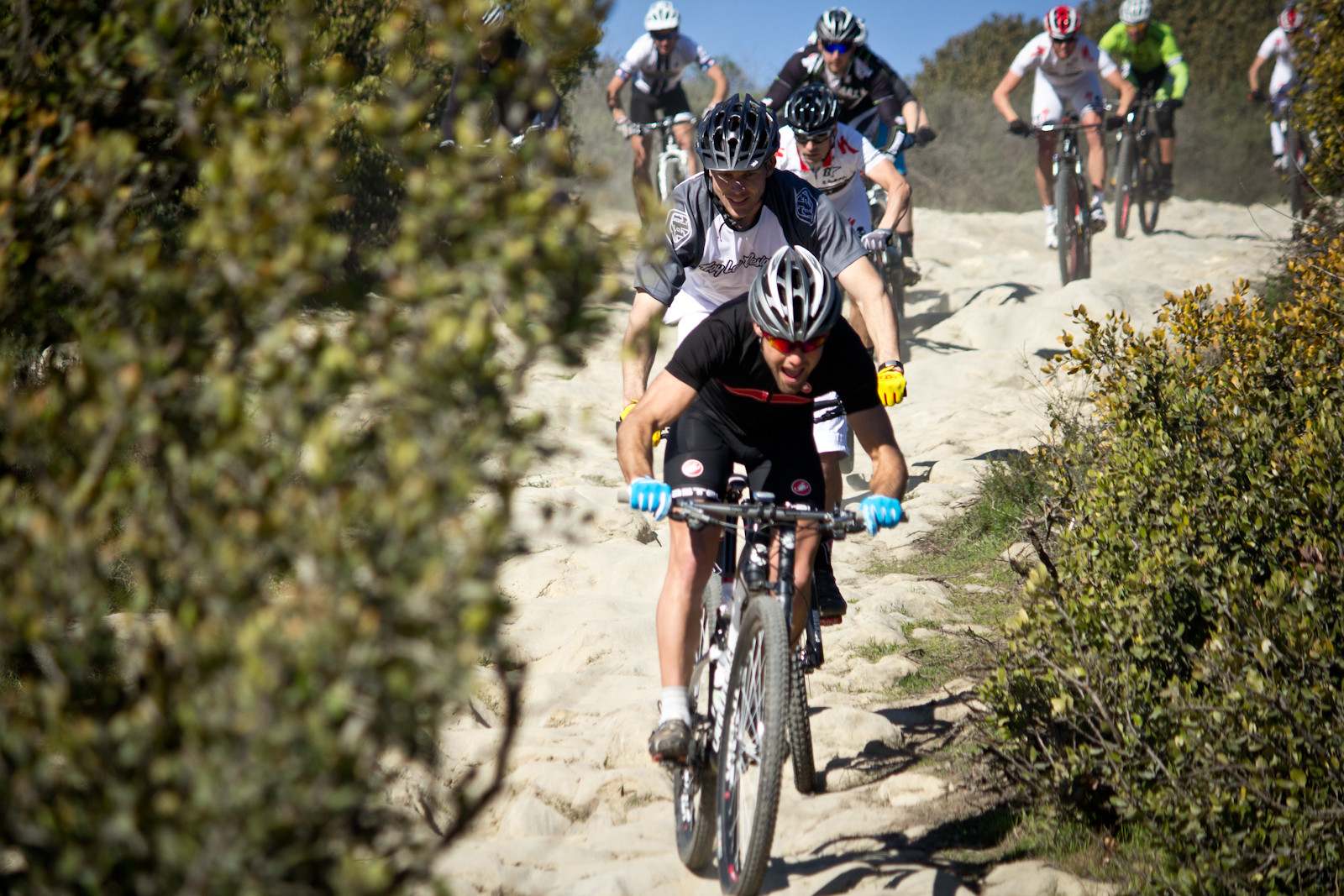Curtis Keene on the Hunt - Specialized A1 Ride Daze - In Memory of Burry Stander - Mountain Biking Pictures - Vital MTB