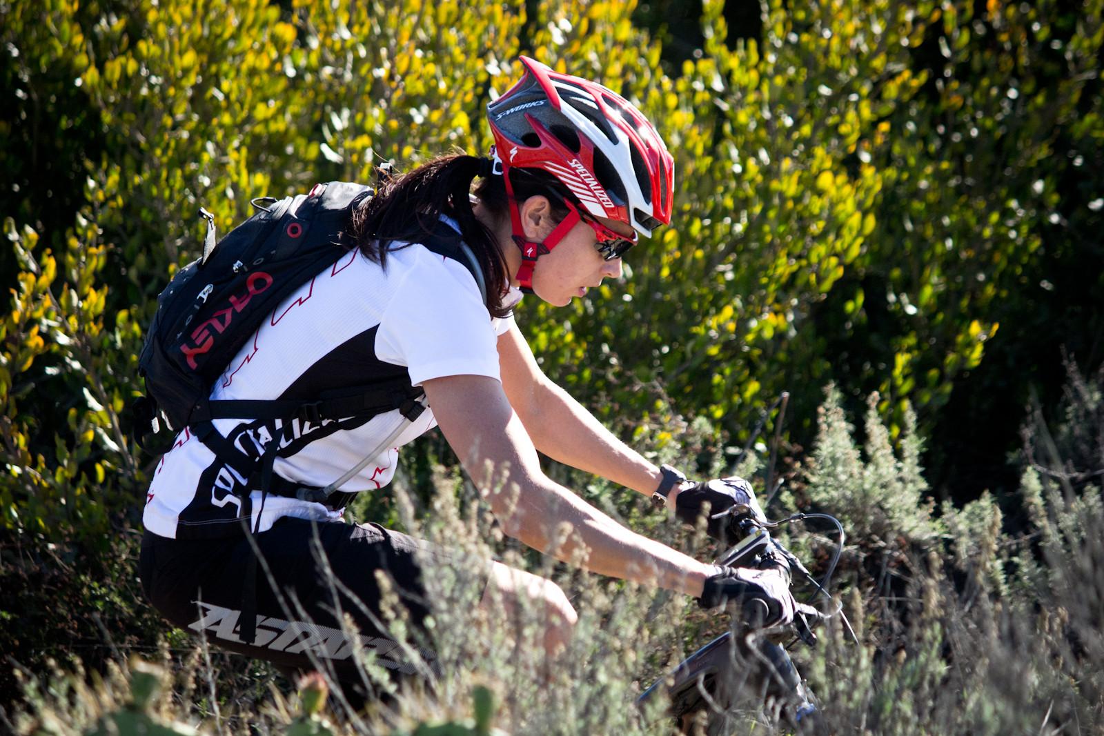 Anneke Beerten - Specialized A1 Ride Daze - In Memory of Burry Stander - Mountain Biking Pictures - Vital MTB