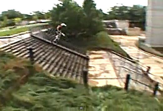 #ThrowbackThursday - Off The Sickter Urban Action, JIB 2003 - bturman - Mountain Biking Pictures - Vital MTB