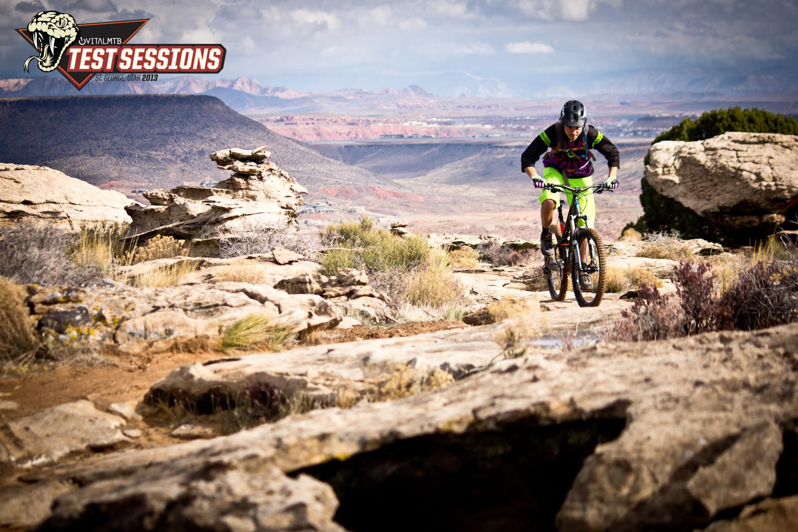 2013 Specialized Stumpjumper FSR Expert Carbon EVO - Vital MTB Test Sessions - 2013 Specialized Stumpjumper FSR Expert Carbon EVO - Vital MTB Test Sessions - Mountain Biking Pictures - Vital MTB