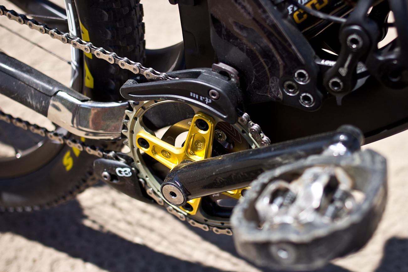 Cody Warren's Arma/Evil Uprising - 2013 Sea Otter Pro Downhill Bikes - Mountain Biking Pictures - Vital MTB