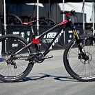 Prototype Trek Slalom/Slopestyle Bike - Sea Otter Classic Pit Bits
