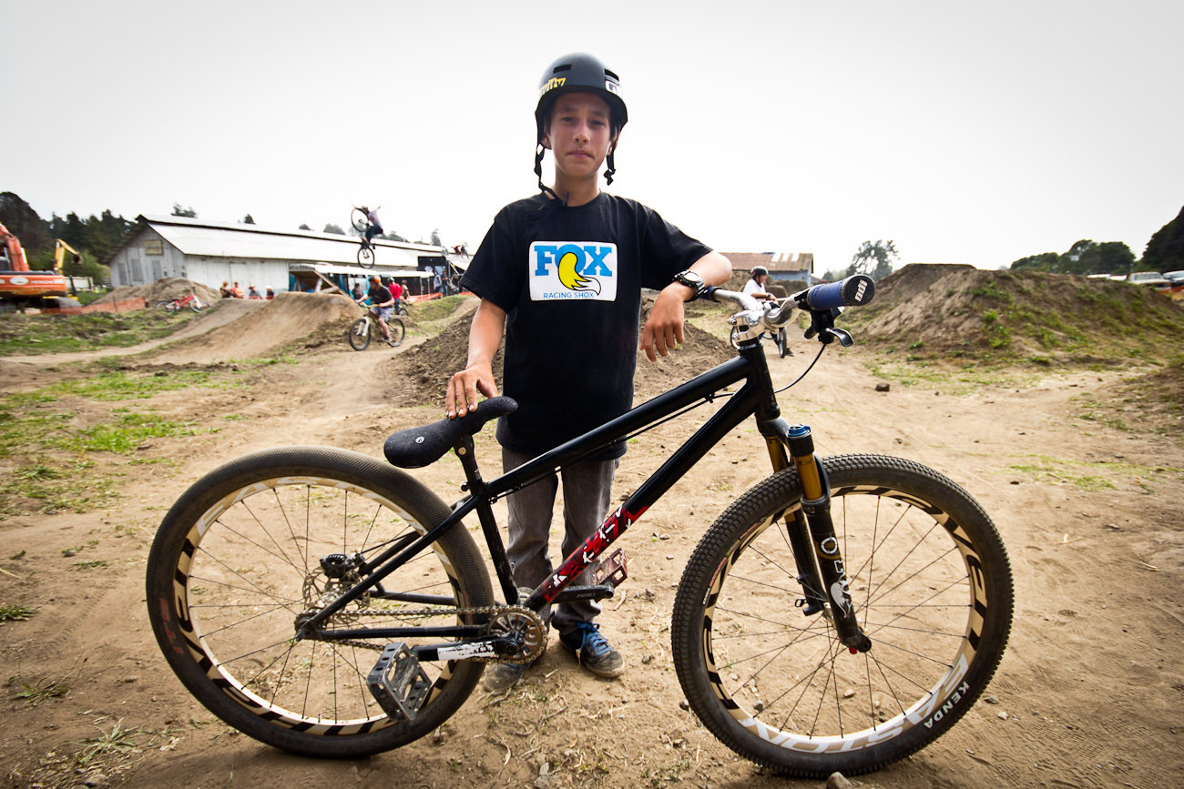 Connor Gallart's Prototype Specialized - 26 Rad Rides from the 2013 Post Office Jam - Mountain Biking Pictures - Vital MTB