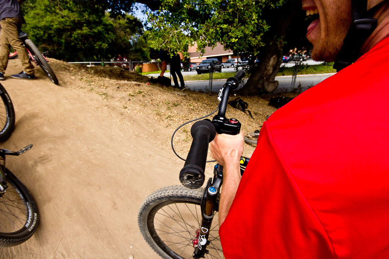 Jamie Goldman's Mega Spacers - 26 Rad Rides from the 2013 Post Office Jam - Mountain Biking Pictures - Vital MTB