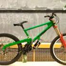 #ThrowbackThursday - Dave Camp Shreds His Homemade DC Special Downhill Bike