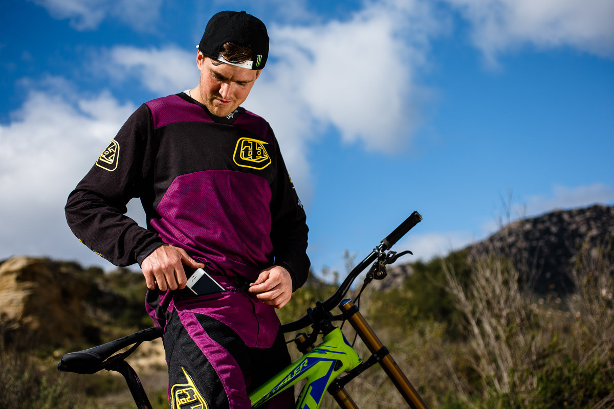 Brendan Fairclough in the 2013 TLD SE Pro Kit - 35 Photos of the Pros Shredding in the 2013 Summer/Fall Troy Lee Designs Lineup - Mountain Biking Pictures - Vital MTB