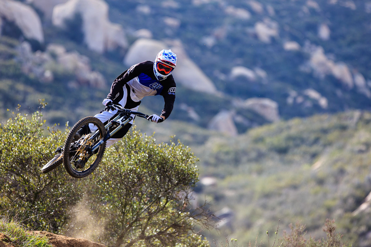 Curtis Keene in the 2013 TLD SE Pro Kit - 35 Photos of the Pros Shredding in the 2013 Summer/Fall Troy Lee Designs Lineup - Mountain Biking Pictures - Vital MTB