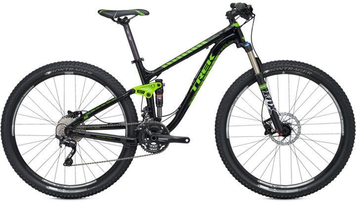 Trek Fuel EX 7 29 - First Look: All-New Trek Remedy 29 and Fuel EX 29 - Mountain Biking Pictures - Vital MTB