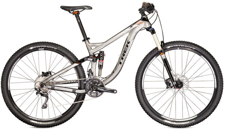 Trek Remedy 7 29 - First Look: All-New Trek Remedy 29 and Fuel EX 29 - Mountain Biking Pictures - Vital MTB