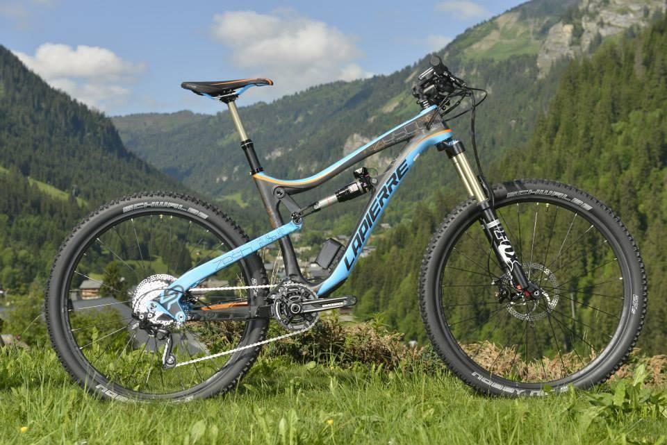 2014 Lapierre Zesty AM 527 - Sneak Peek: Lapierre's 2014 Spicy 650B, Zesty AM 650B, and Zesty Trail 29er - Mountain Biking Pictures - Vital MTB