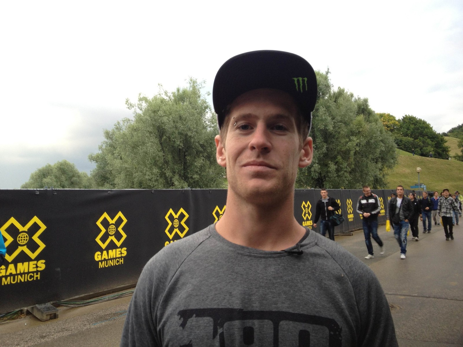 Sam Pilgrim Talks About 2013 X Games MTB Slopestyle - All Things X-Games Munich Slopestyle - Mountain Biking Pictures - Vital MTB