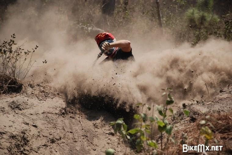Chris Van Dine testing the dirt - bturman - Mountain Biking Pictures - Vital MTB