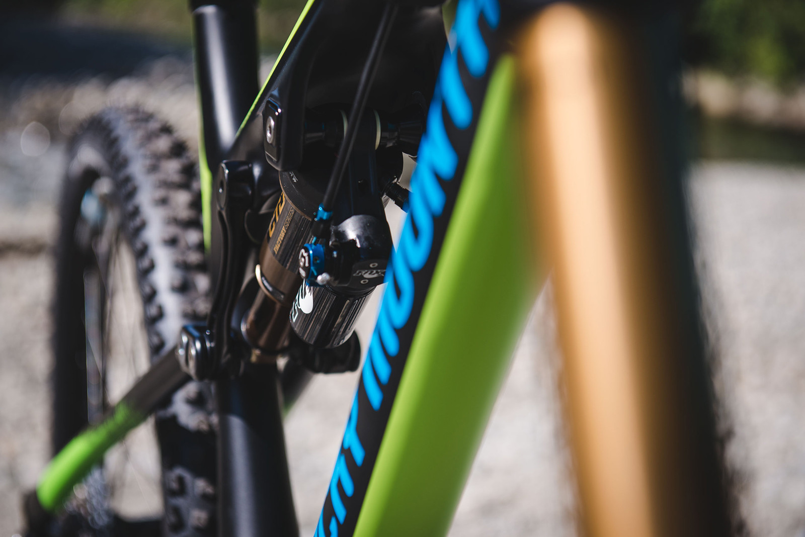 Altitude 770 MSL Rally Edition Suspension - First Look: 2014 Rocky Mountain Altitude Rally Edition - Get Rowdy! - Mountain Biking Pictures - Vital MTB
