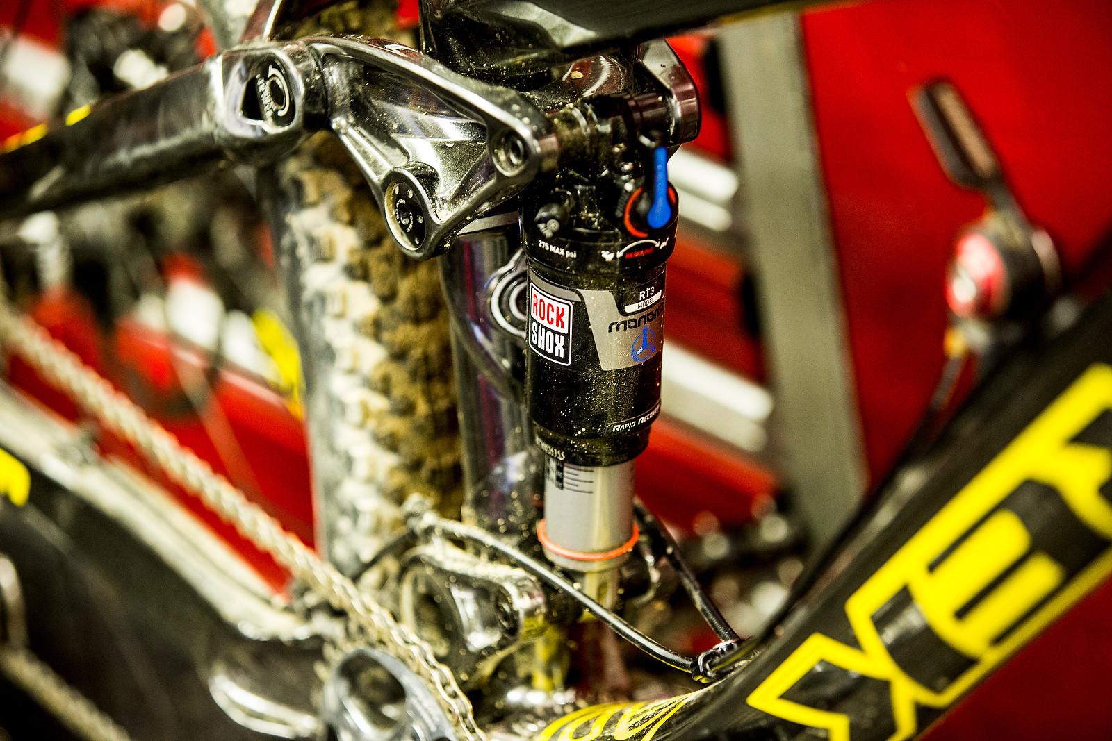 Brandon Semenuk's Winning Bike - Winning Bike: Brandon Semenuk's Trek Ticket S - Mountain Biking Pictures - Vital MTB