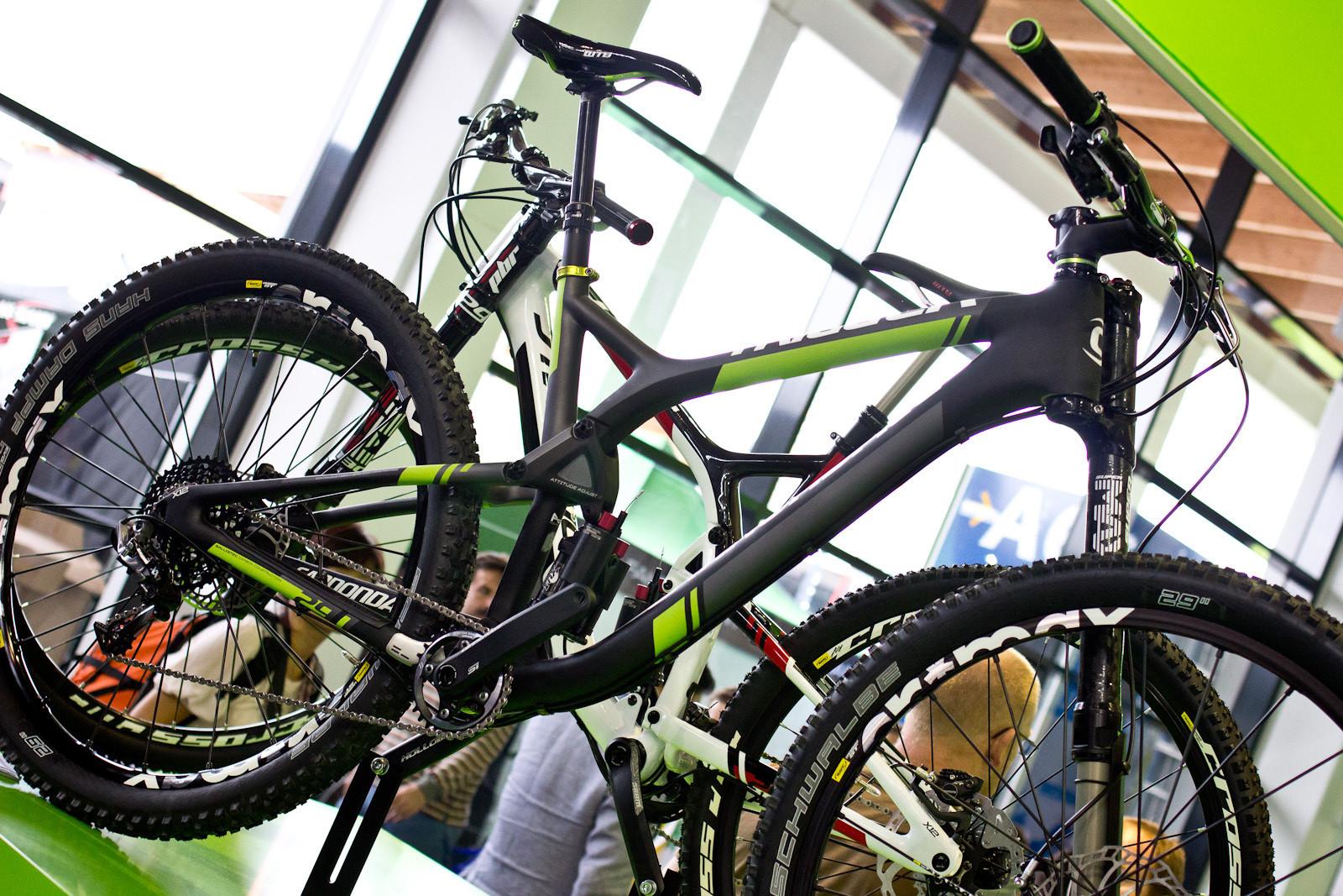2014 Cannondale Trigger 29 Carbon - 2014 Trail, All-Mountain & Enduro Bikes at Eurobike 2013 - Mountain Biking Pictures - Vital MTB