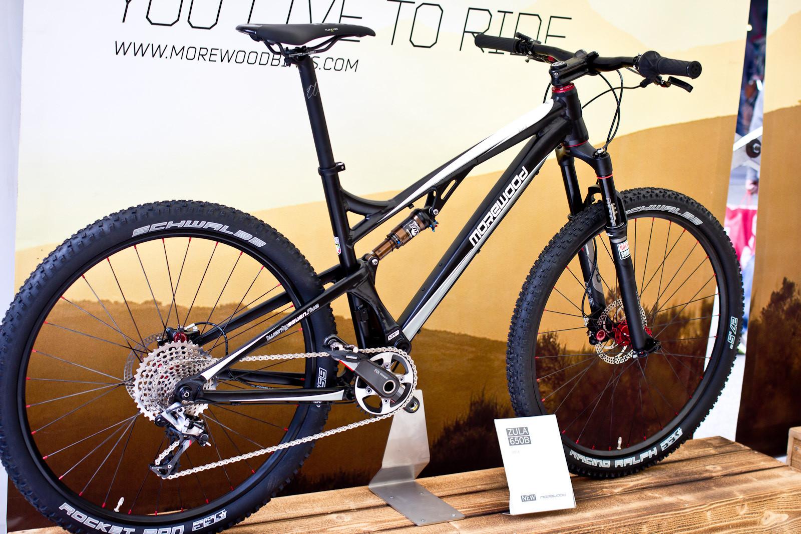 2014 Morewood Zula 650B - 2014 Trail, All-Mountain & Enduro Bikes at Eurobike 2013 - Mountain Biking Pictures - Vital MTB